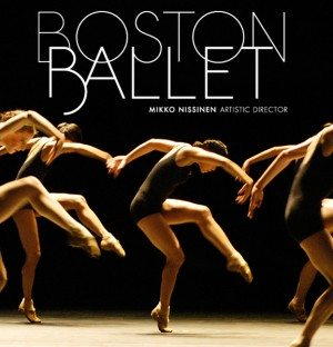 Boston Ballet is en pointe.